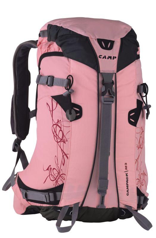 Batoh pro vícedenní horské túry nebo horolezectví s mnohým vybavením. Lze  na něj upevnit lyže 199d2332cd