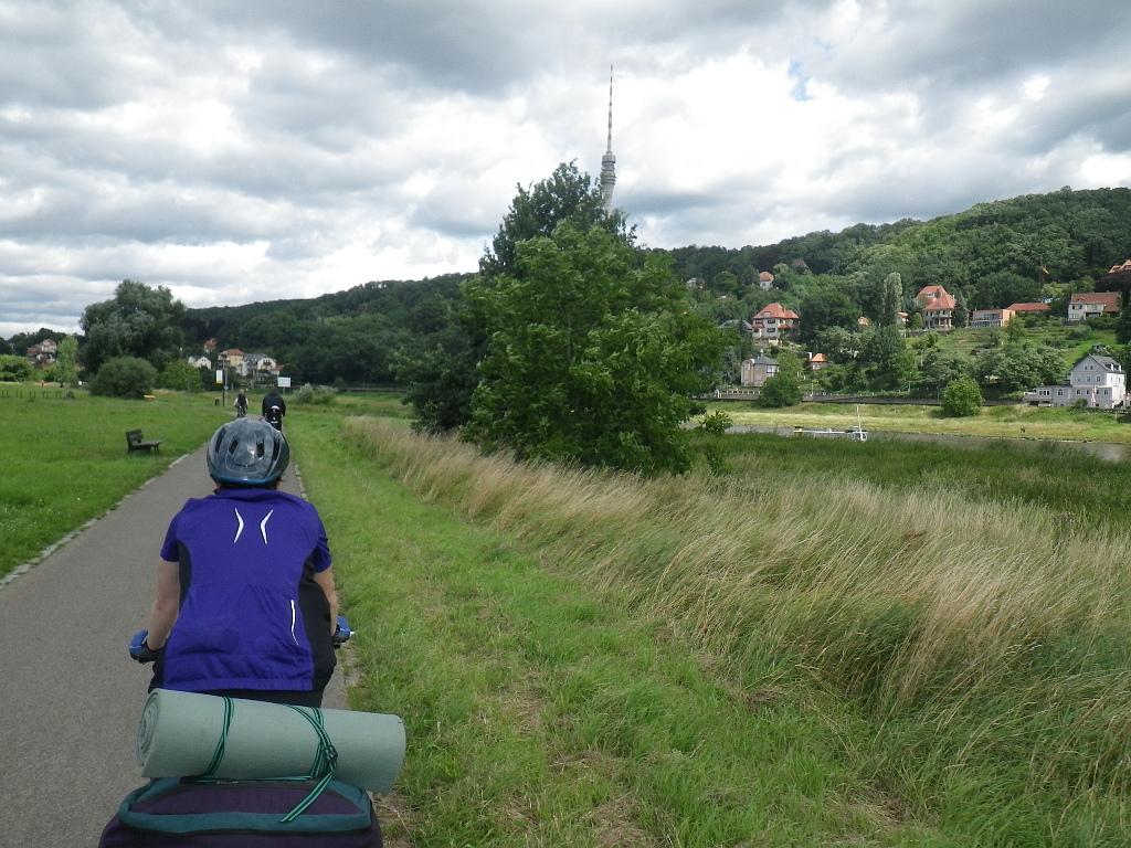 Labská cyklostezka – náročnější, ale příjemný výlet