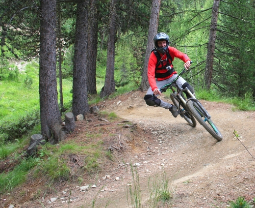 The famous Italian Bikepark Livigno will open for a new summer season