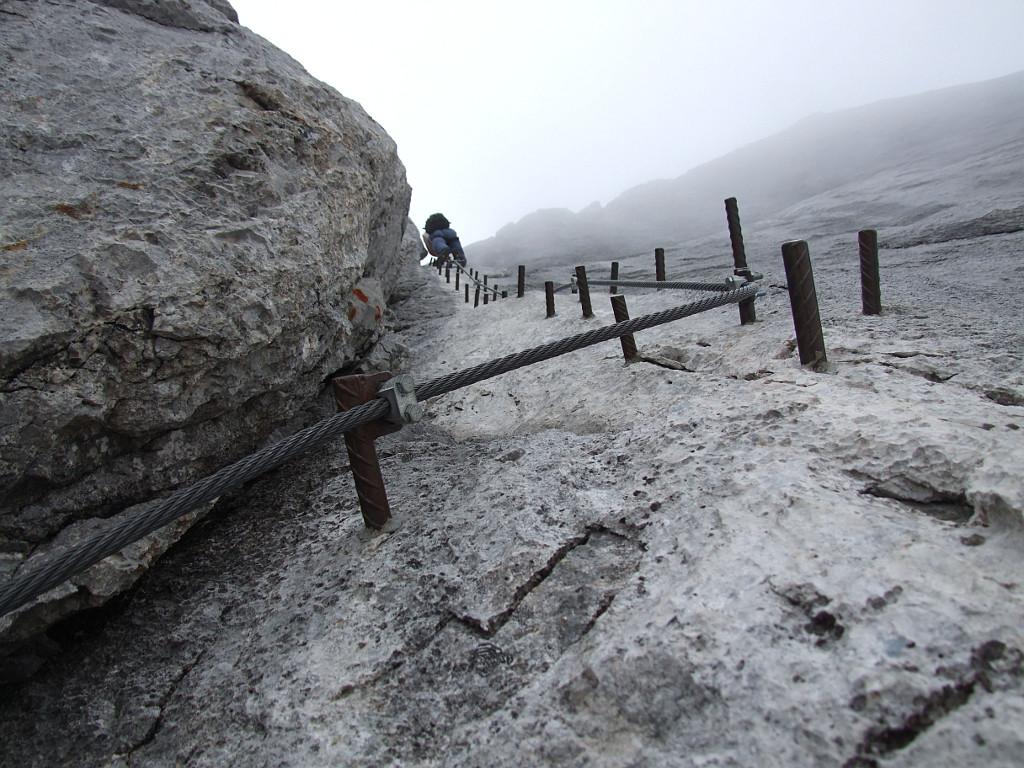 Klettersteig Johann Dachstein : Galerie klettersteig der johann dachstein
