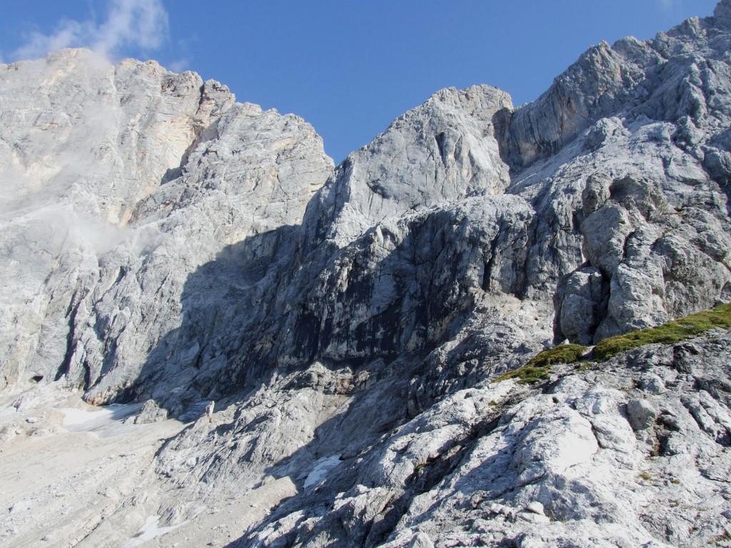 Dachstein Klettersteig Johann : Hoher dachstein klettersteig auf den höchsten gipfel der