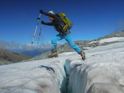 TEST Horolezecké kalhoty Peak Performance Black Light 4 Season