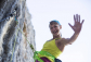 Austrian free climber Angela Eiter becomes first woman ever to tackle 9b route in Spain