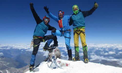 8cff2809b3c Jak se leze na Elbrus (5642 m) - Horydoly.cz - Outdoor Generation