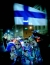 The world congratulates the 100-year-old Finland by lighting up in blue and white