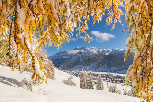 From November to May, the Watchword for Livigno Is Just One: Snow