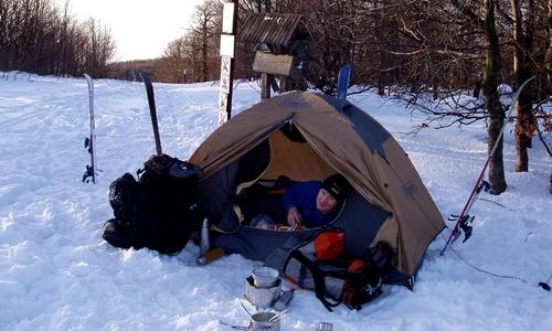 2fd58f57232 Zimní táboření je čarokrásné - Horydoly.cz - Outdoor Generation