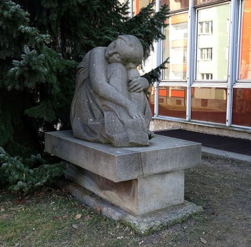 Jiří Kryštůfek, sochař pubertálních dívek
