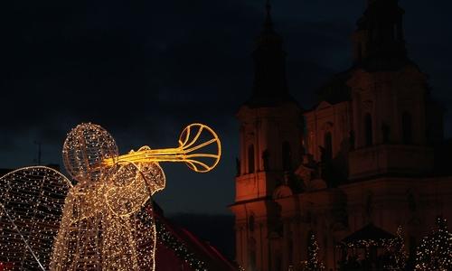 Staroměstské Vánoce v Praze