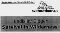 Sieger Ladislav: Survival in Wilderness