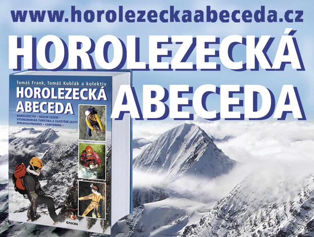 RECENZE Horolezecká abeceda - Horydoly.cz - Outdoor Generation 0b559deff1f
