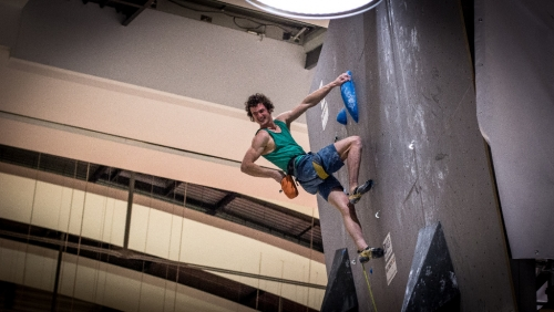 Adam Ondra is the Champion of the Czech Republic 2017