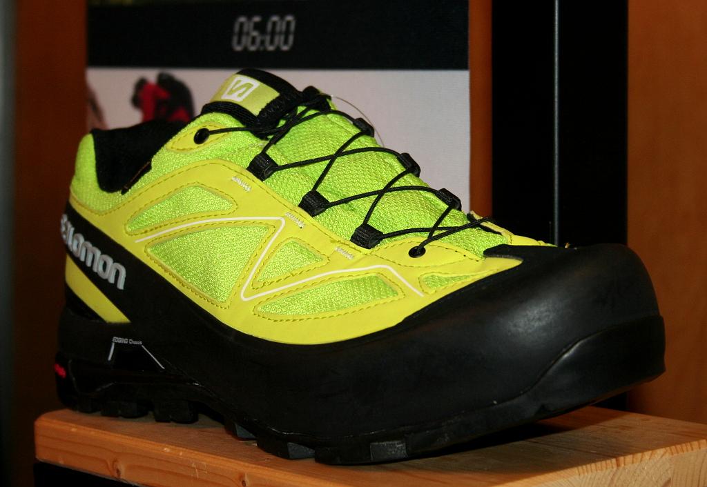 50b49b67f3f Galerie - Trail running v Krkonoších na jaře - Běžecká obuv Salomon ...