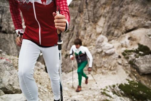 Jak vybrat hole pro nordic walking?