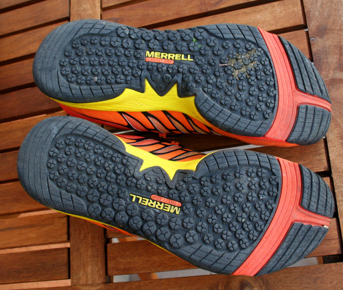 Merrell Allout Fuse.