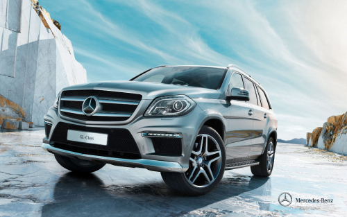 Mercedes-Benz GL.