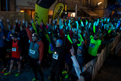 Night Run Ostrava.