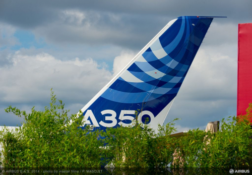 Airbus A350.