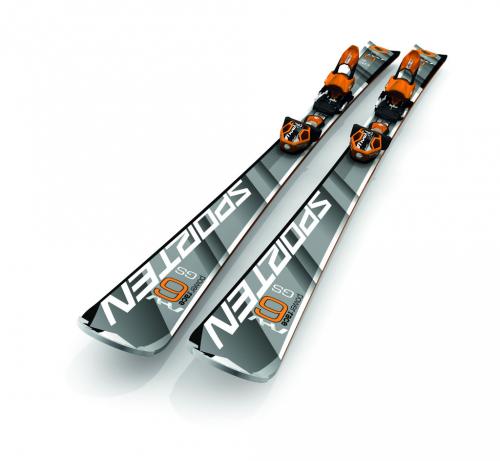 Ostré sjezdovky na obří slalom Sporten AHV 6 GS.