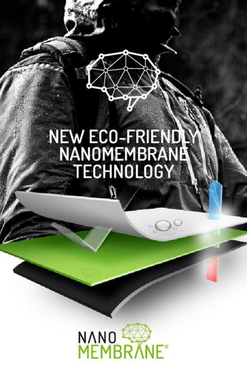 Nanomembrane 3L.