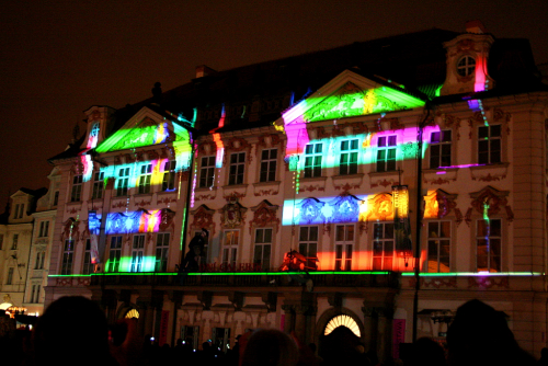 Signal Festival / Prague Festival of Lights 2016.