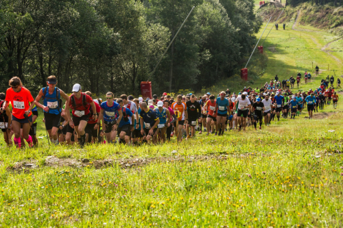 Kilpi Trail Running Cup.