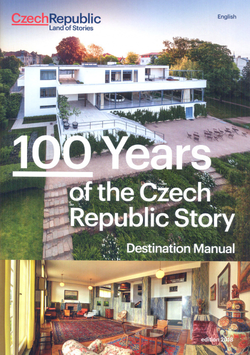 100 Years of the Czech Republic Story.