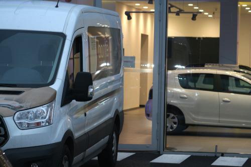 Autosalon Renault a Dacia, Praha - Malešice.