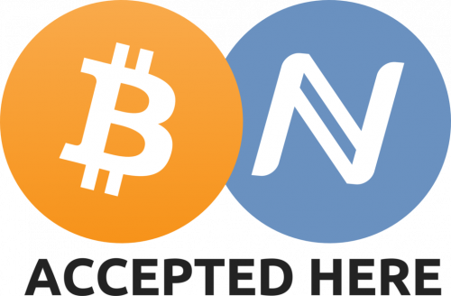 Bitcoin &a Namecoin Accepted Here.