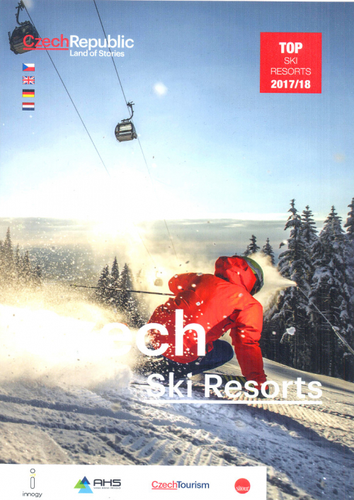Czech Top Ski Resorts 2017/18.